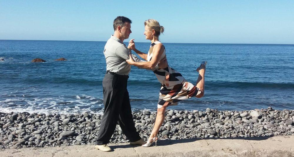 Tango Berlin LaGomera ConTango Berlin Martin Lenz und Vivian Daberkow